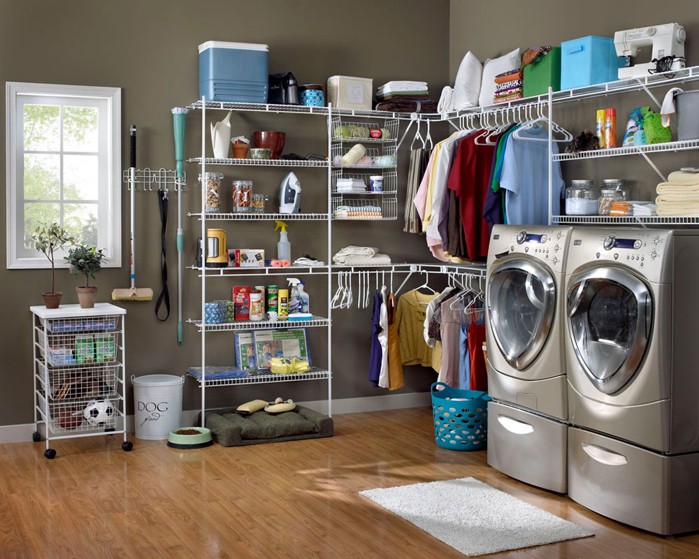 Laundry Room Ideas For A Clean House 12