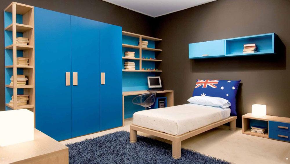 teen bedroom design ideas 4 - Boys Room Design Ideas