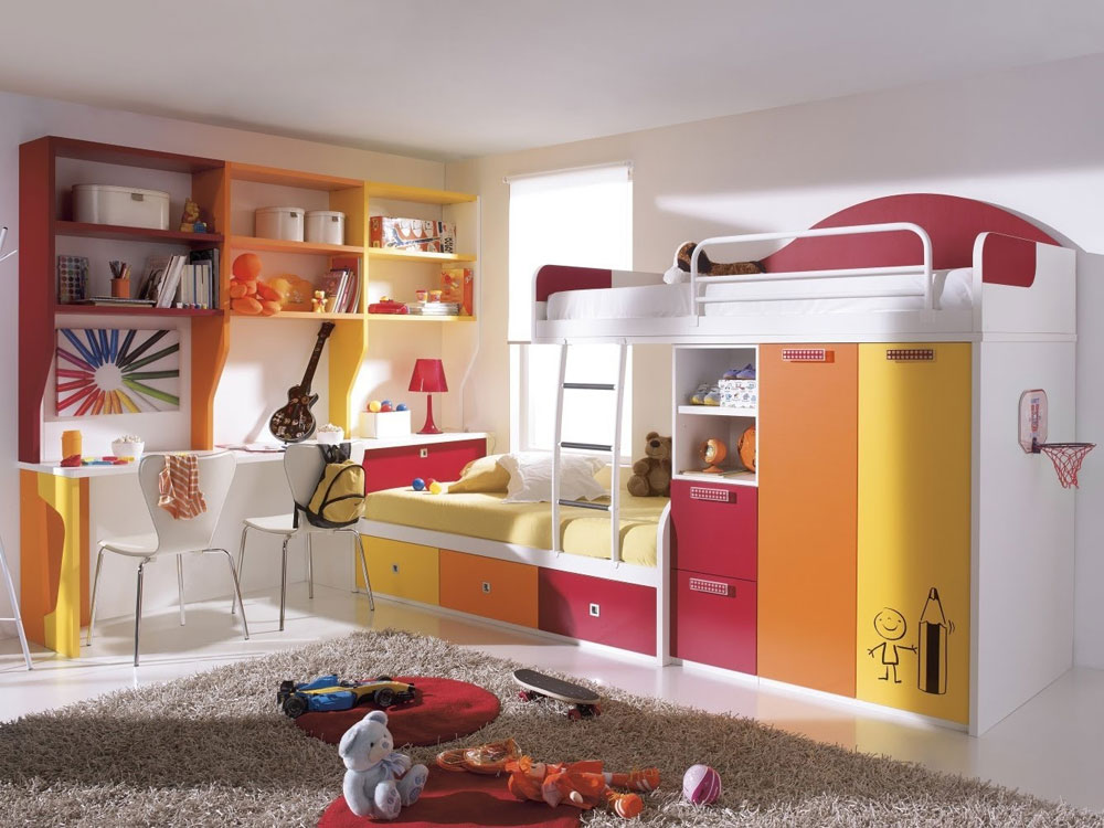space saving solutions for tidy homes