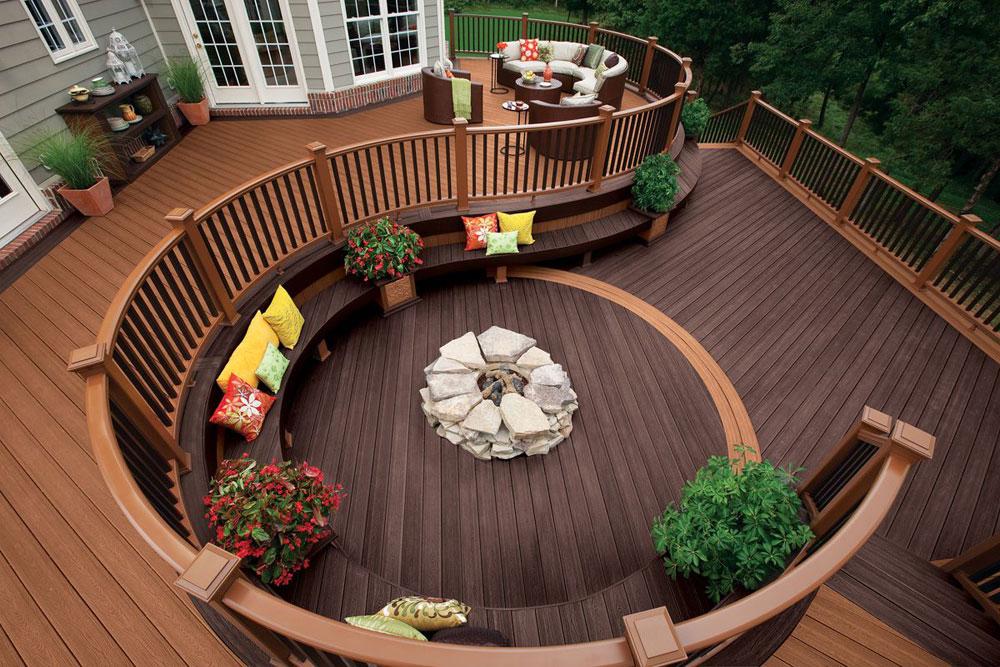 Creative Outdoor Deck Ideas For A Nice Backyard