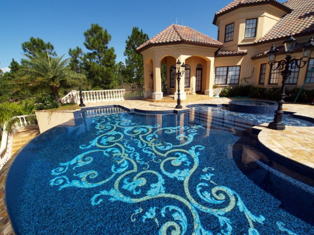 outside swimming pool design and landscaping ideas 2 outside - Outdoor Swimming Pool Designs