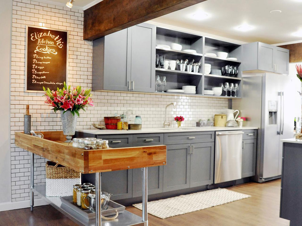 Incroyable Stylish Grey Kitchen Inspiration For Exquisite Homes 10 Stylish