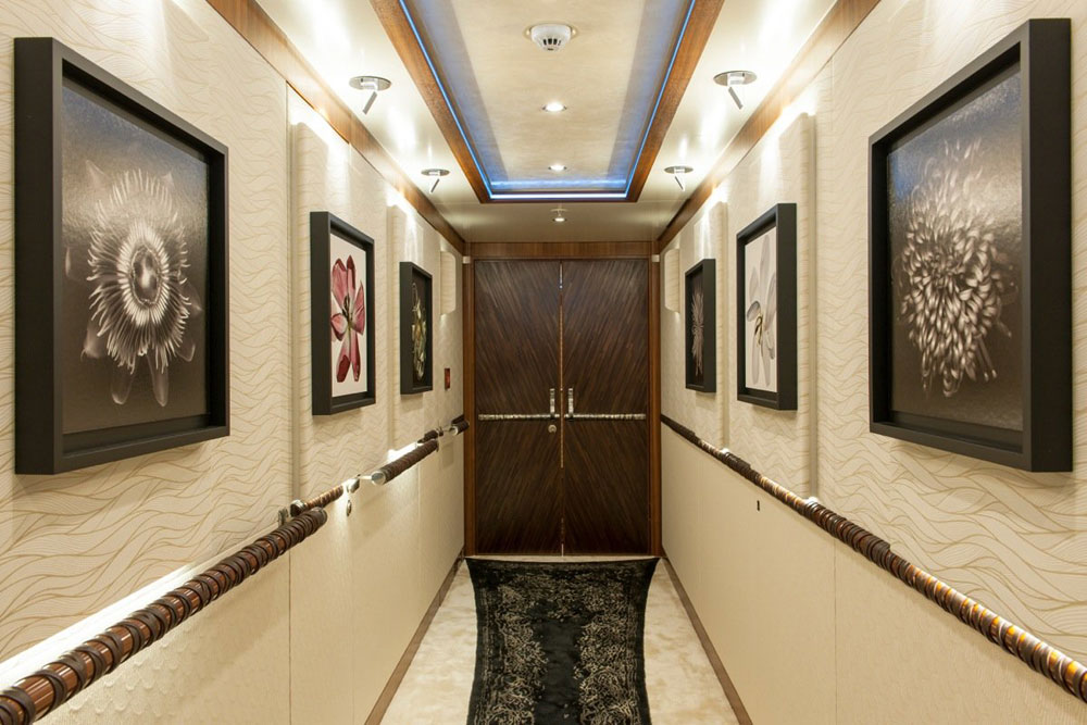 warm your day with these hallway decorating ideas - Hallway Decorating Ideas
