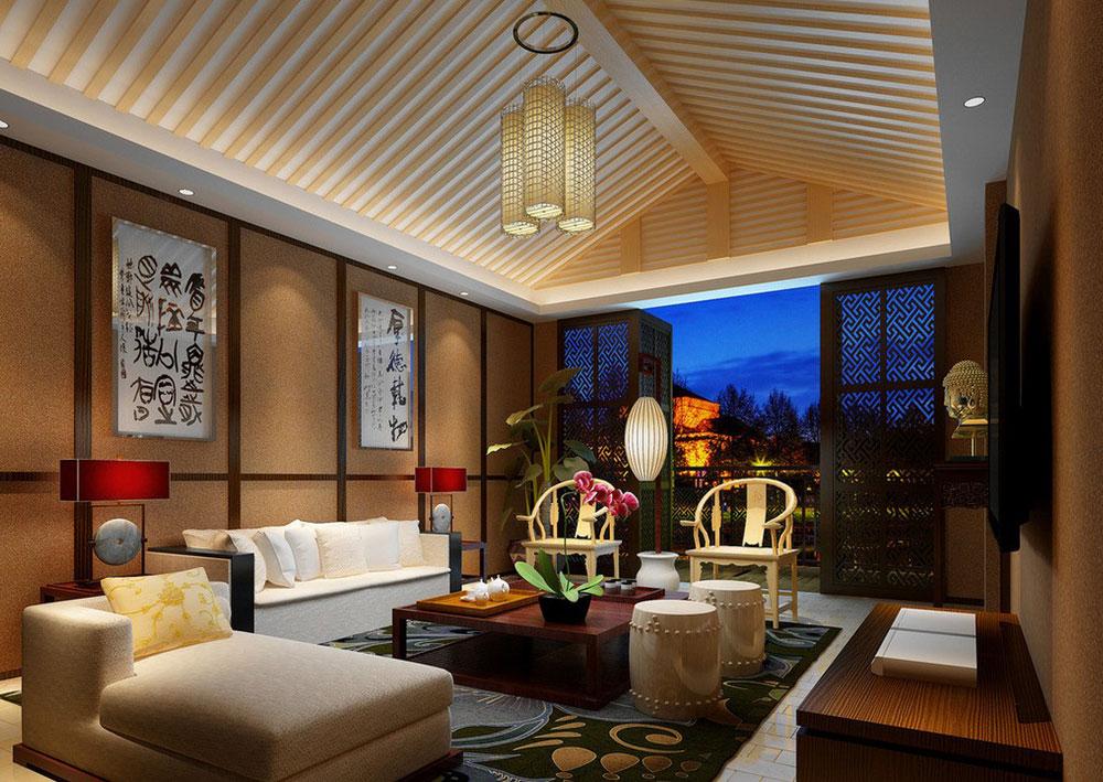Wooden Ceiling Design Ideas 13
