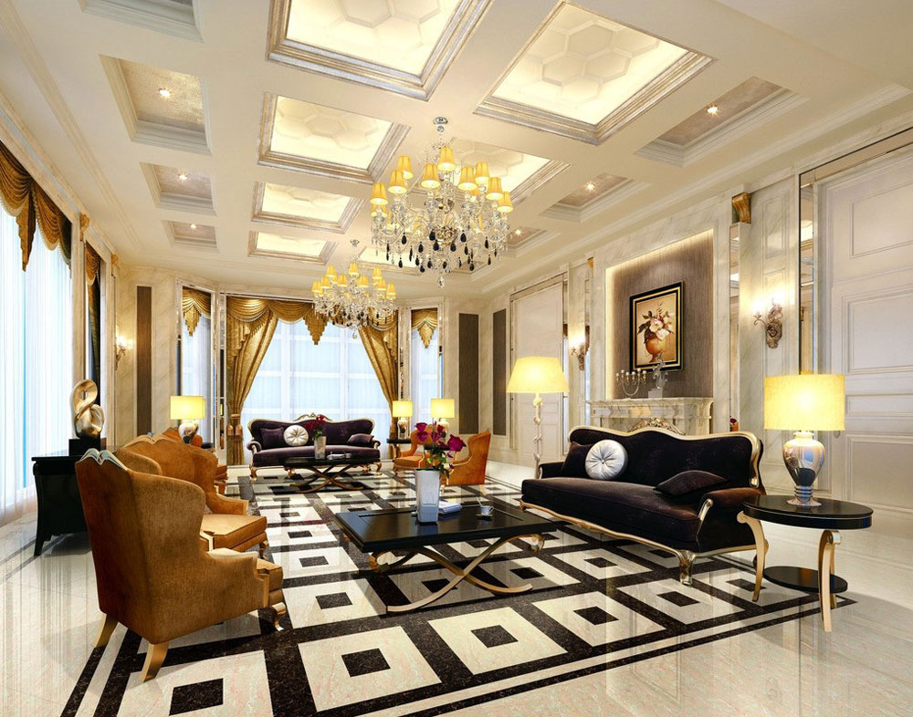 Wooden Ceiling Design Ideas 5