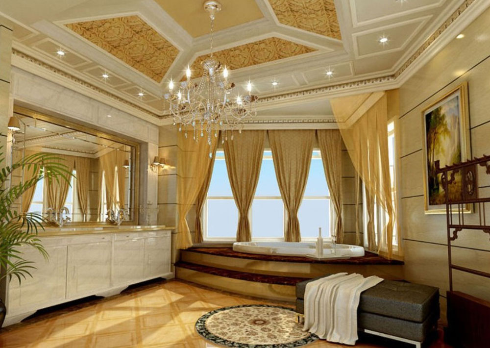 wooden ceiling design ideas 6 - Ceiling Design Ideas