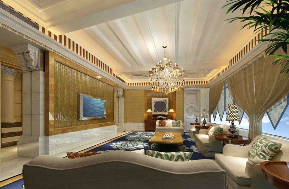 wooden ceiling design ideas 8 - Ceiling Design Ideas