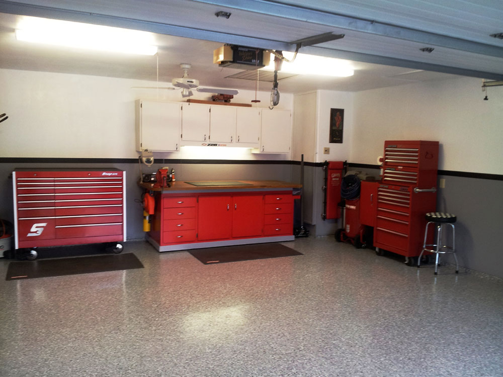 10 - Garage Designs Interior Ideas