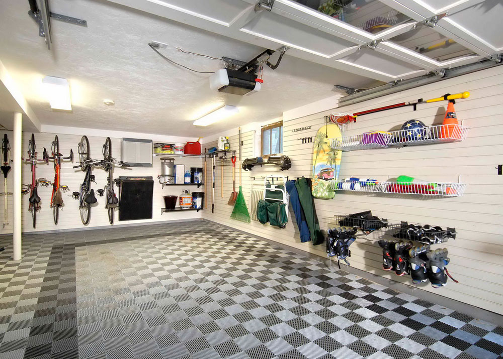 Garage Interior Design Pictures