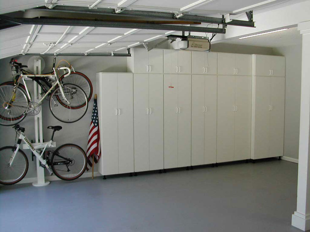 15 - Garage Designs Interior Ideas
