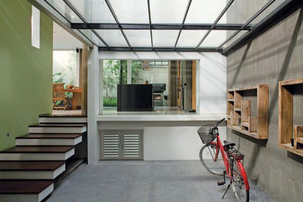 20 - Garage Designs Interior Ideas