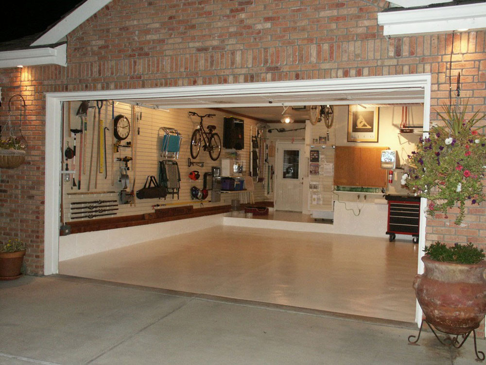 Good 3 Garage Interior Design Ideas To Inspire You