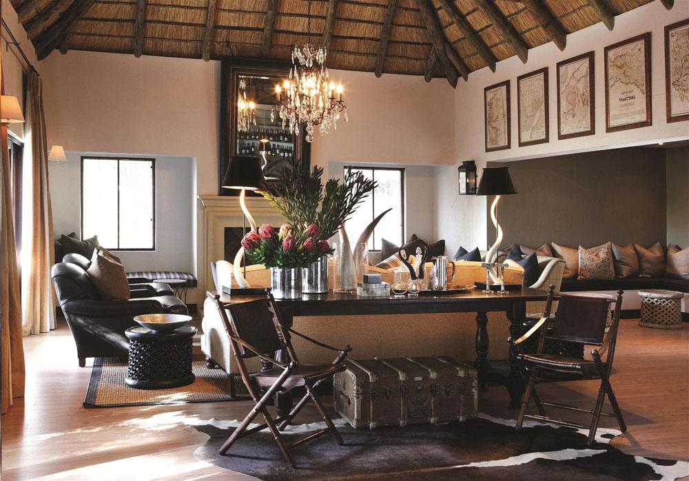African Style Interior Design