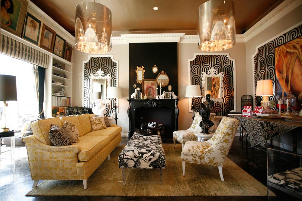 African Style Interior Design 6