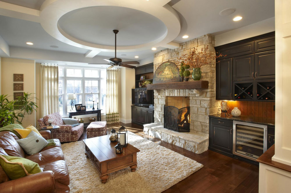 Modern Interior Design Farmhouse Style 8