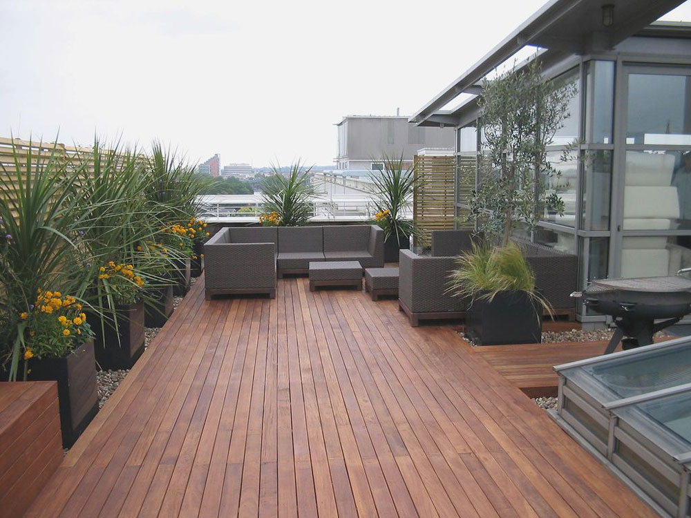 Rooftop Terraces Design Ideas For Chill Days And Nights on