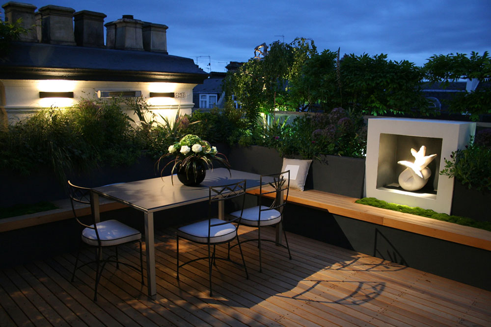 Rooftop Terraces Design Ideas For Chill Days And Nights