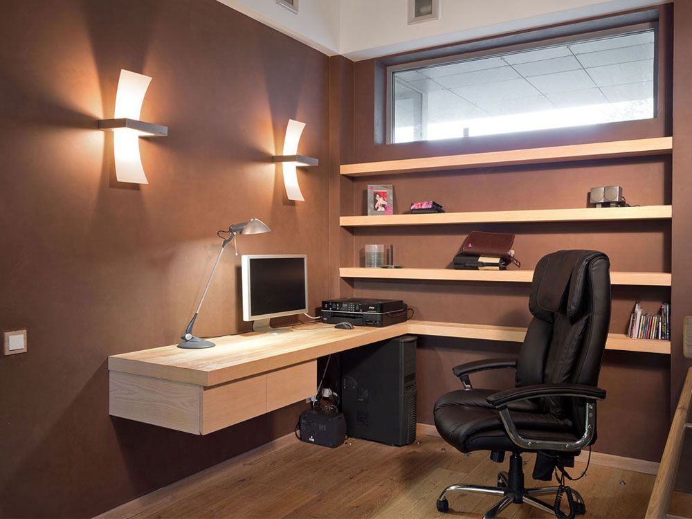 The Latest Home Office Design Ideas 4 The Latest Home