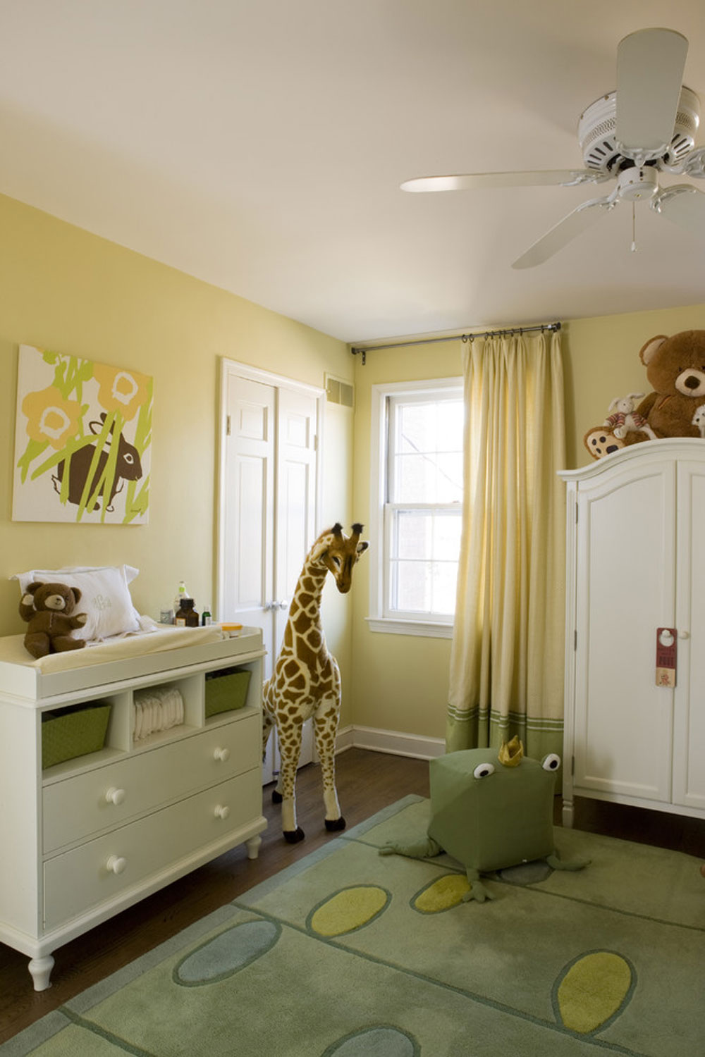 111 Baby Nursery Color Schemes For Your S Room
