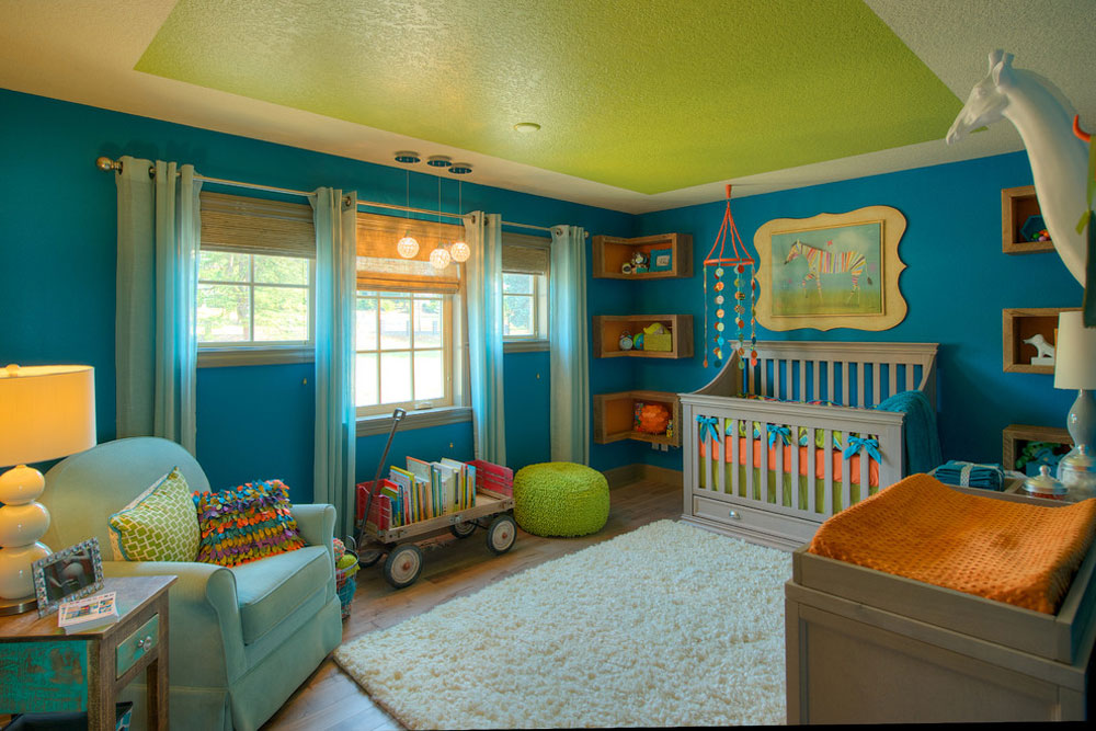 121 Baby Nursery Color Schemes For Your S Room