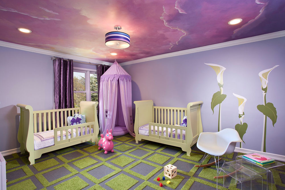 13 Baby Nursery Color Schemes For Your S Room