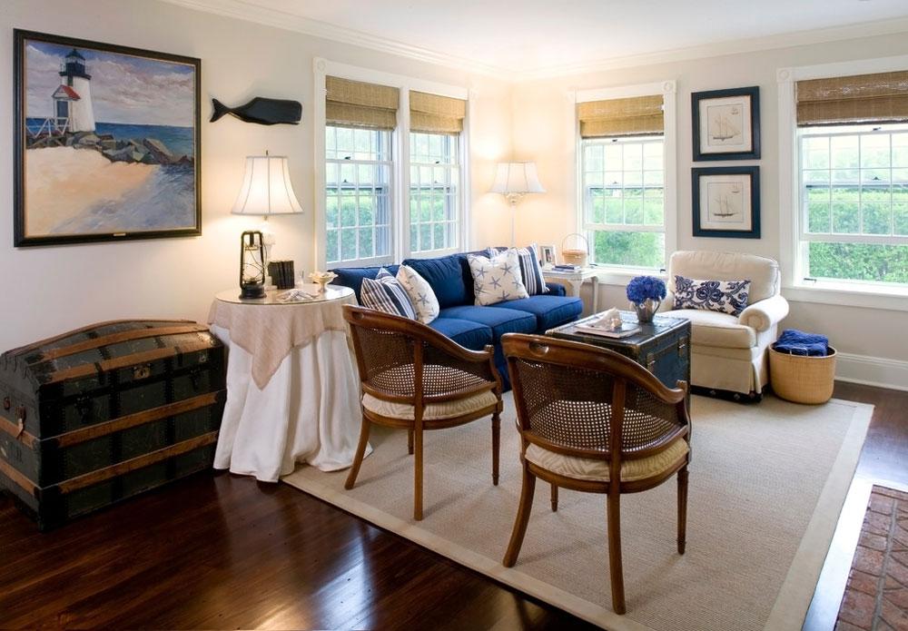 7 Coastal Style Home Design And Decoration Ideas