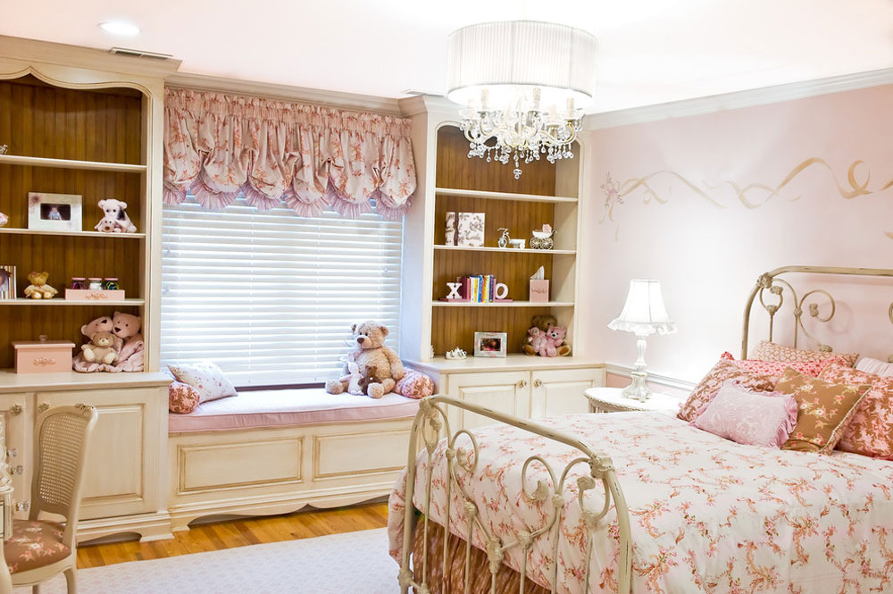 Bedroom-Interior-Design-Tips-For-Young-Girls-3 Bedroom