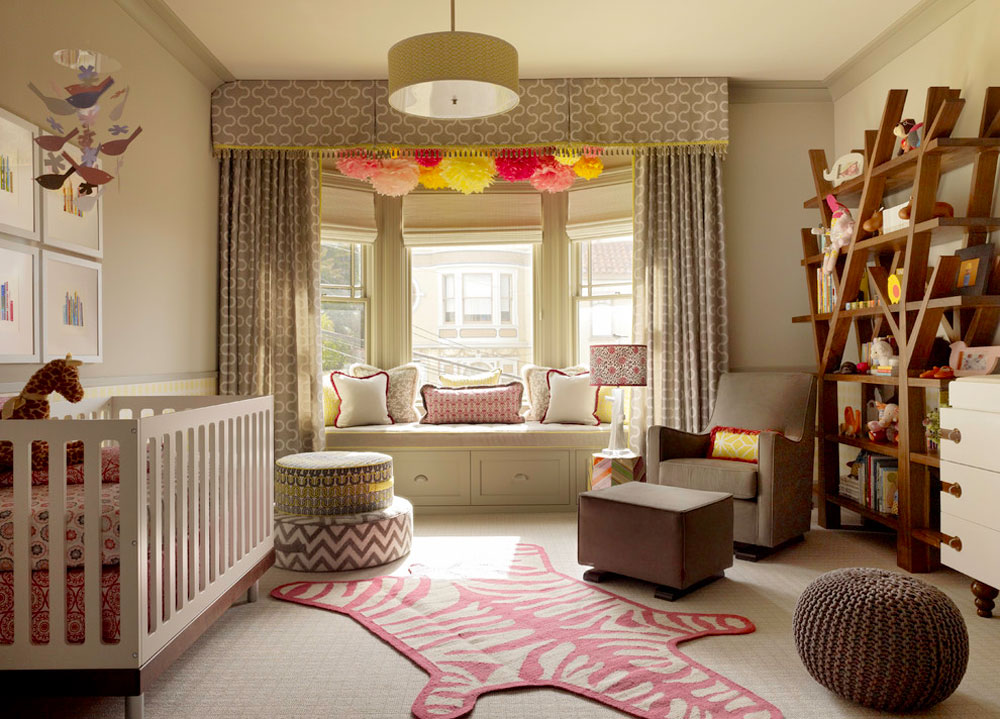 Color Psychology For Baby Rooms 9