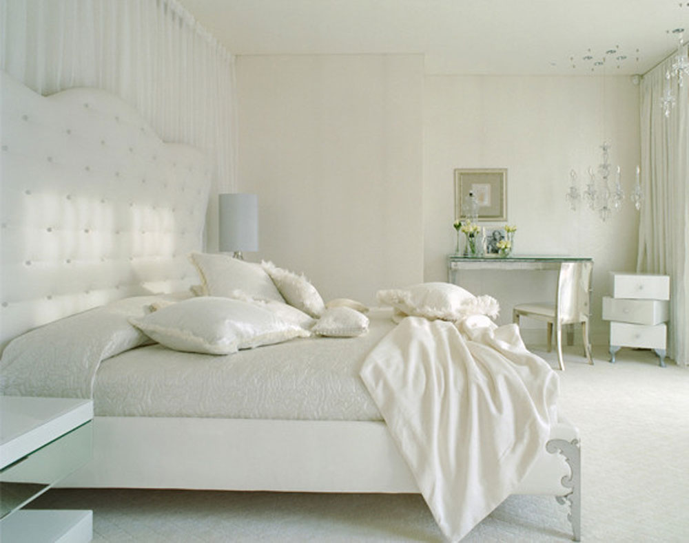 creating a romantic bedroom interior design