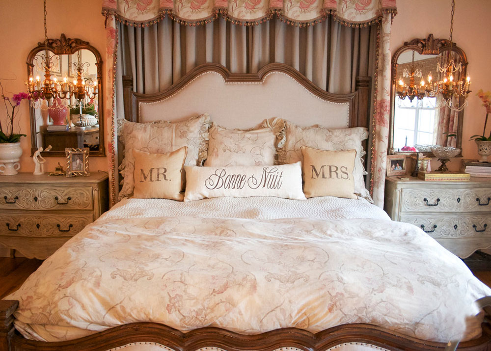 Creating A Romantic Bedroom Interior Design 7 Creating A Romantic