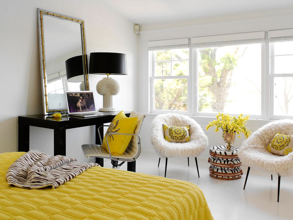 White Walls Decorating decorating and adding color to rooms with white walls