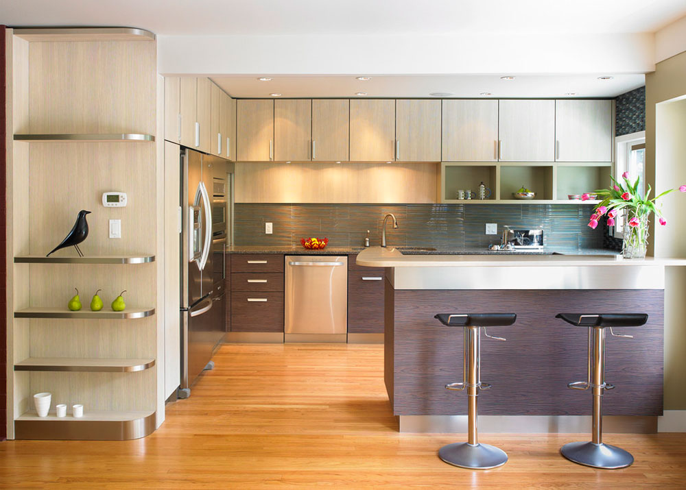 modern kitchen flooring options pros and cons 11 modern. beautiful ideas. Home Design Ideas