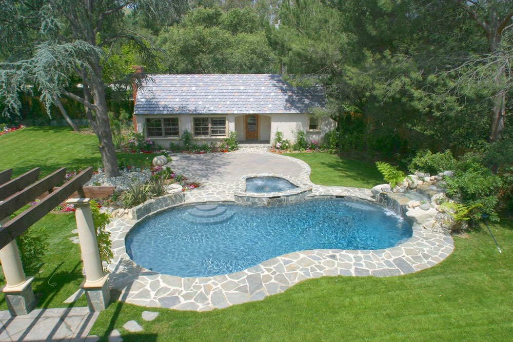 Nice Swimming Pool Design Ideas And Pool Landscaping 11 Outdoor