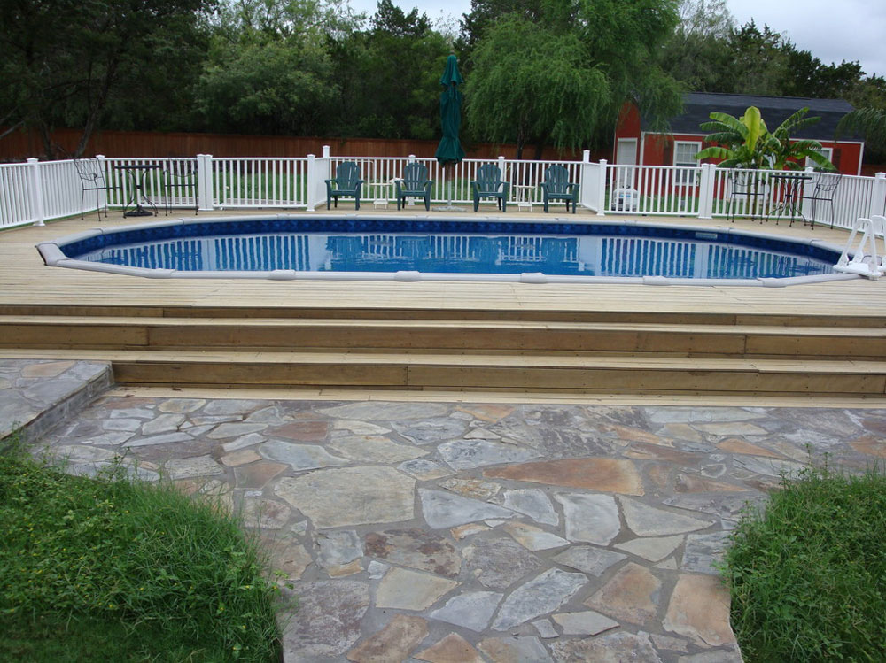 Swimming Pool Design Ideas And Pool Landscaping 14 Outdoor