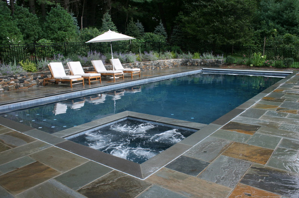 swimming pool design ideas and pool landscaping 4 outdoor - Pool Designs Ideas