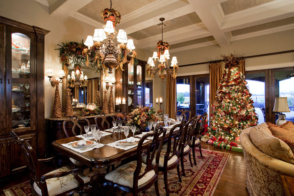 tips for decorating the house for christmas 1 tips - Interior Christmas Decorating Ideas