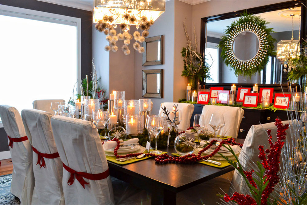 tips for decorating the house for christmas 5 tips