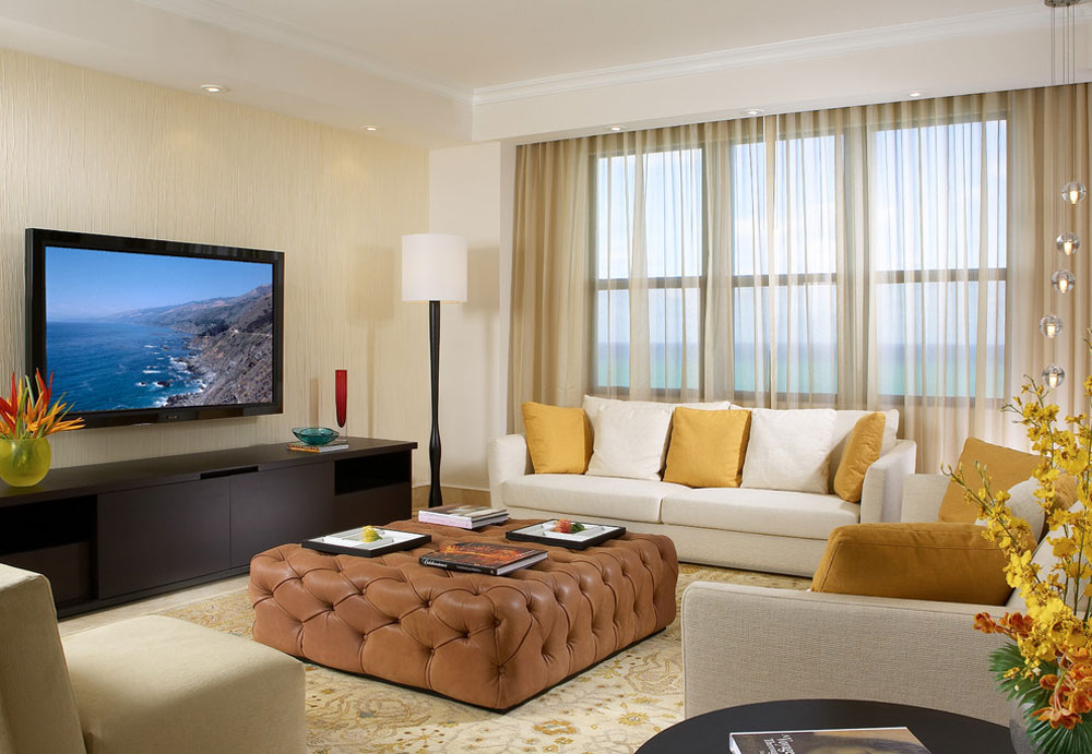 Contemporary Family Room2 And Modern Interior Design Characteristics