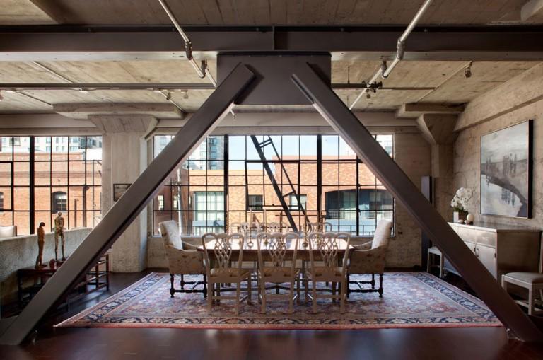 Contemporary And Modern Interior Design Characteristics