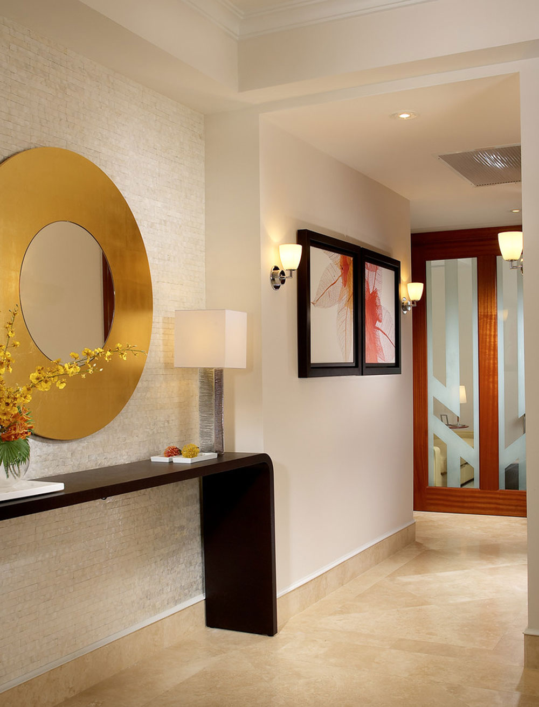 Modern Hall Contemporary And Interior Design Characteristics