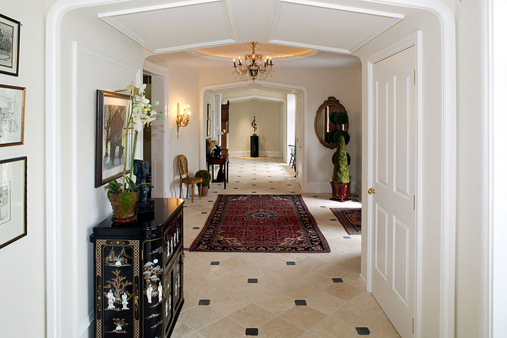 Creating The Interior Design For Entrance Hall 10 Creating