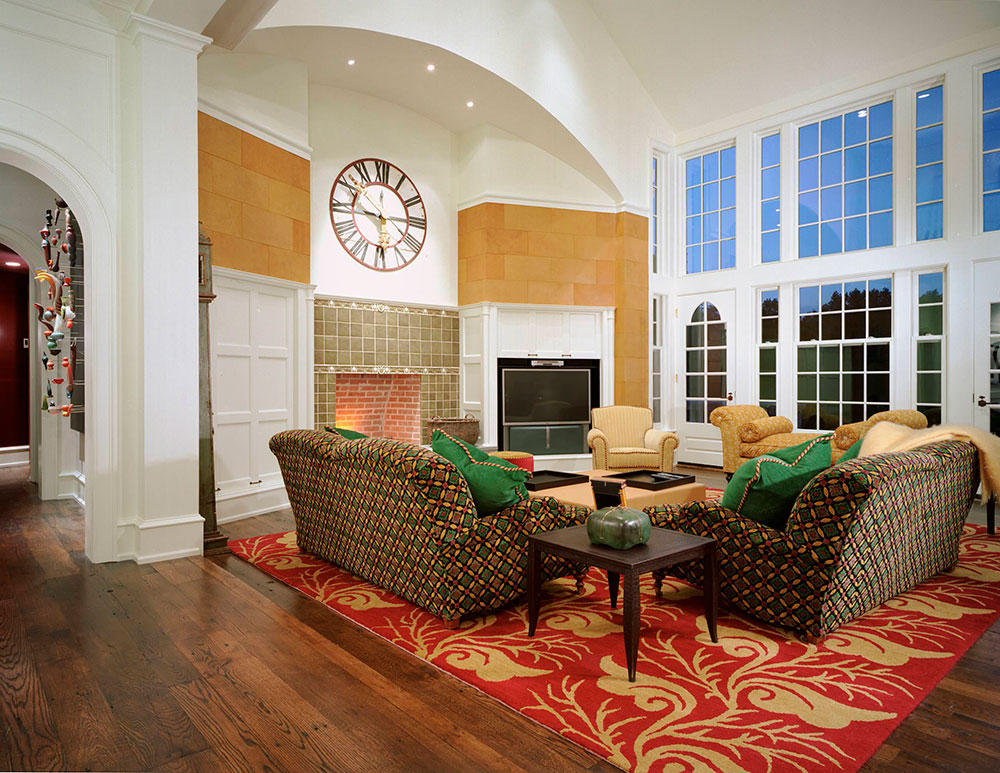 Decorating A Room With High Ceiling18 Ceiling Rooms And