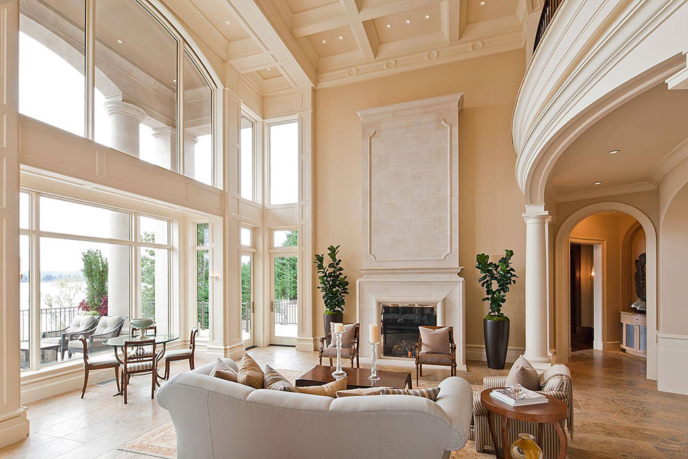 decorating a room with high ceiling3 high ceiling rooms and decorating - Room Design Home Roofs