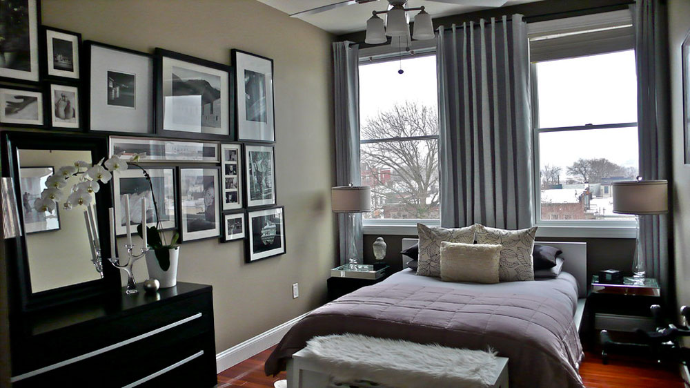 Enjoyable Design Tips For Decorating A Small Bedroom On A Budget Home Interior And Landscaping Fragforummapetitesourisinfo