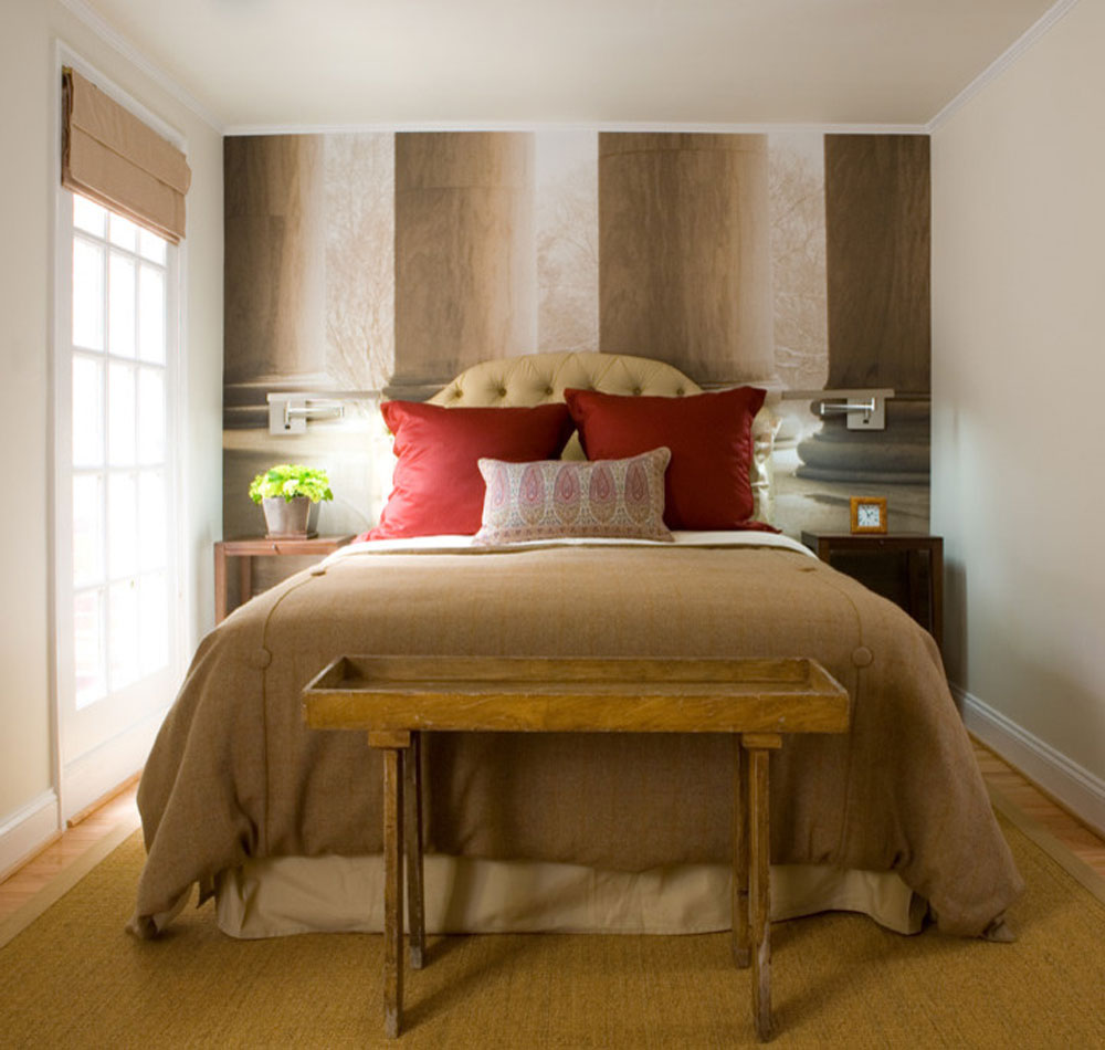 design tips for decorating a small bedroom on - Tips For Decorating Bedroom