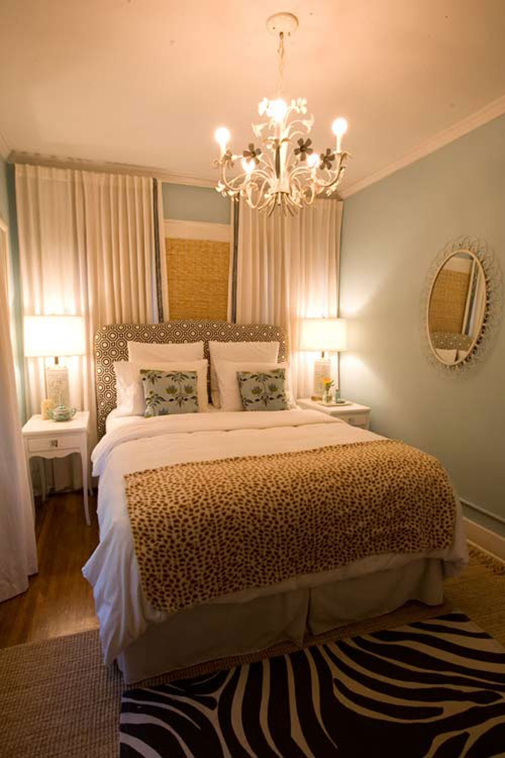 Small Bedroom Decor Design Tips For Decorating A Small Bedroom On A Budget