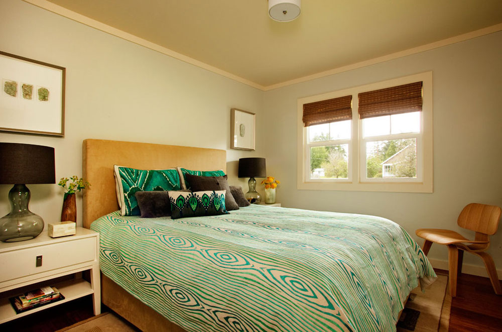 Guest Bedroom Decorating Ideas And Tips To Design One - Yellow guest bedroom decorating ideas