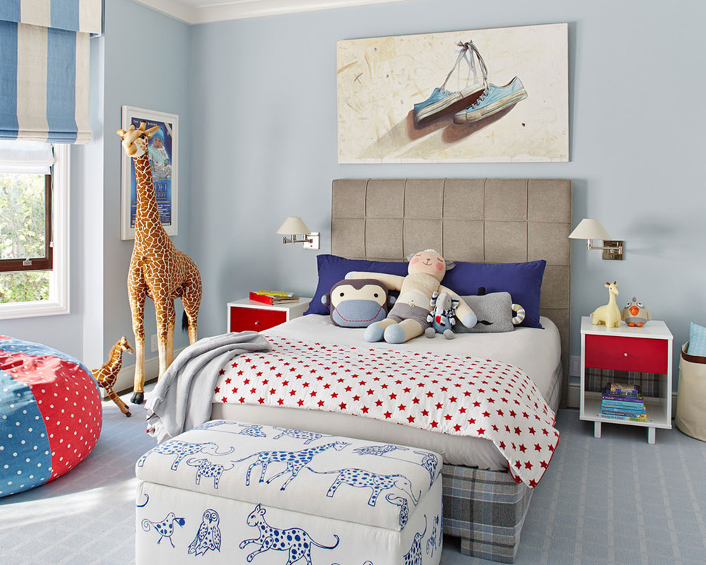 How To Choose The Right Furniture For The Kids Room