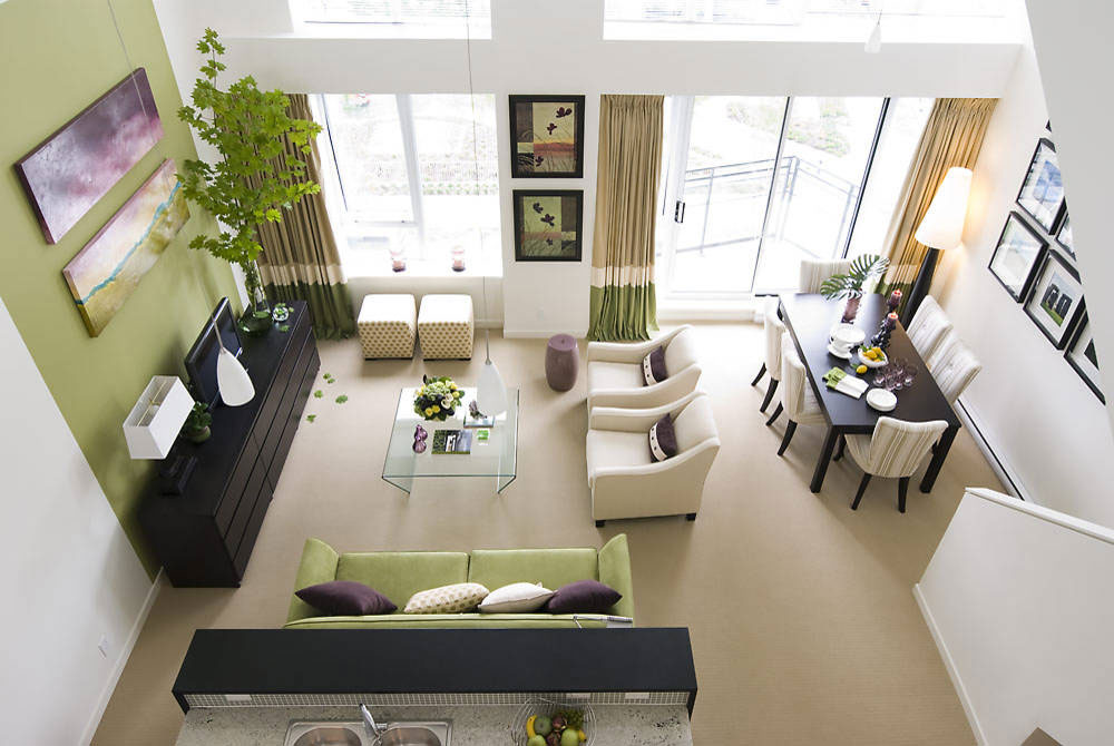 Gentil How To Make A Living Room Look Larger How