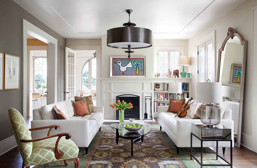 How To Make A Living Room Look Larger6 How